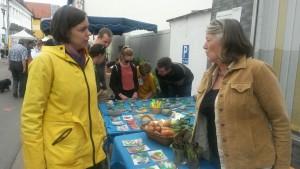 Read more about the article Beim Frühlingsmarkt in Schifferstadt