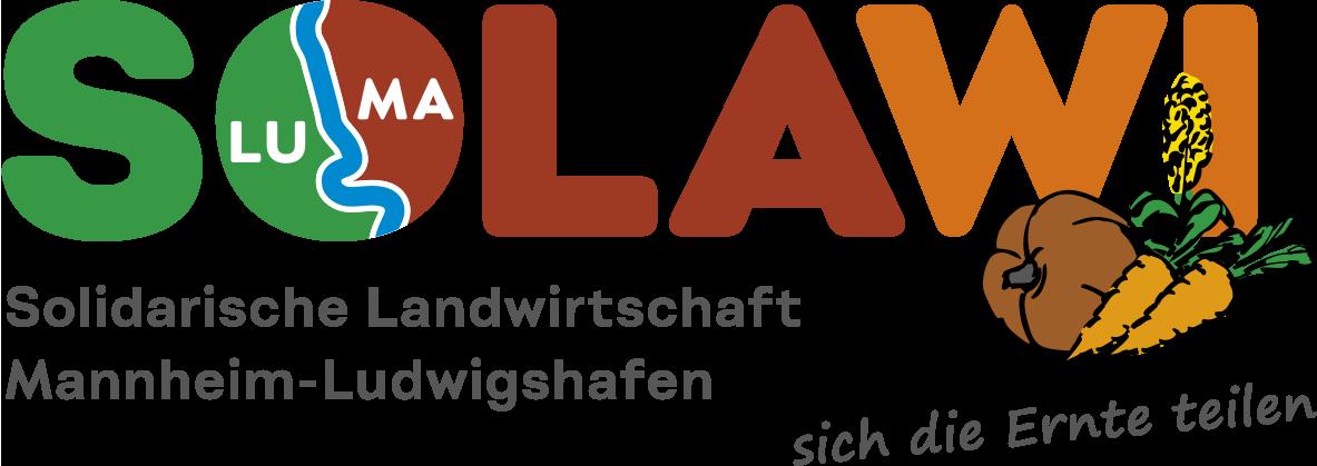 Logo Solawi Mannheim Ludwigshafen